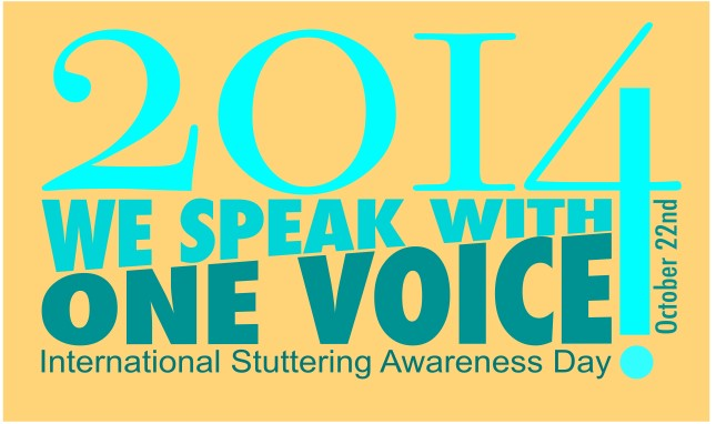 National Stuttering Awareness Day