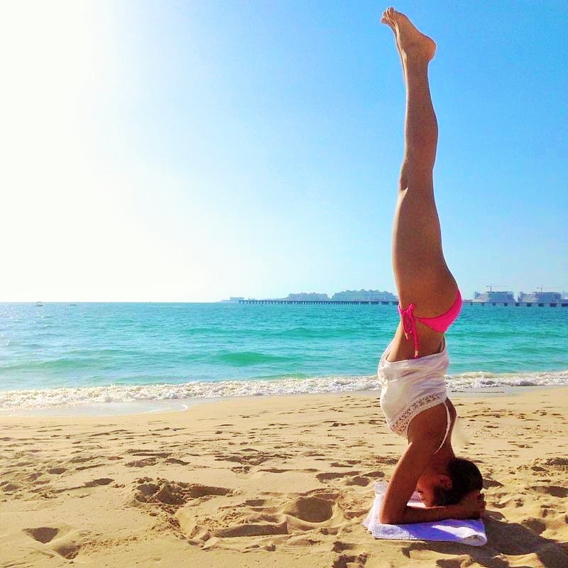 Annie Jaffrey Yoga