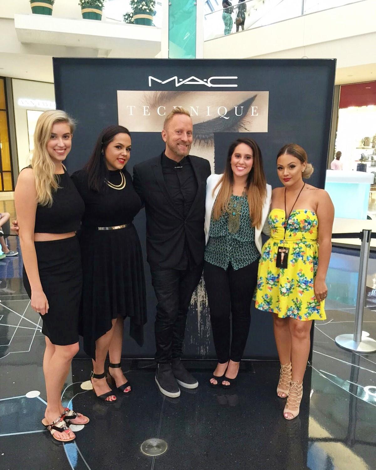 gregory arlt- mac cosmetics
