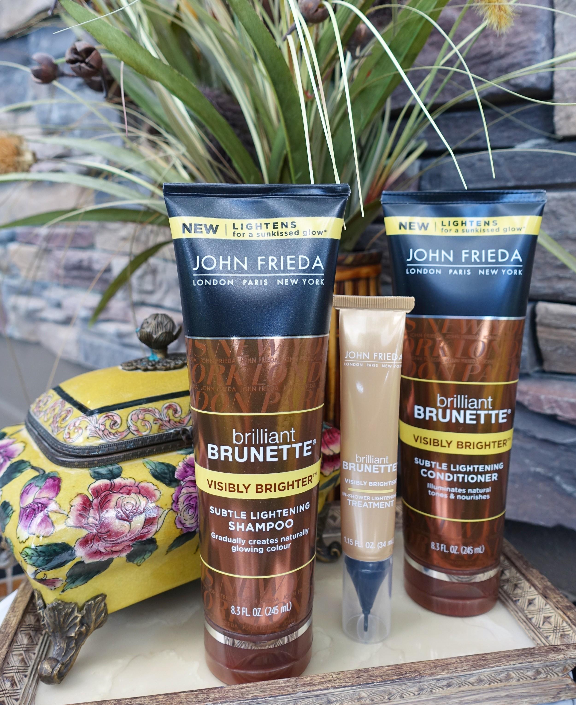 John Frieda® Hair Care - Brillian Brunette