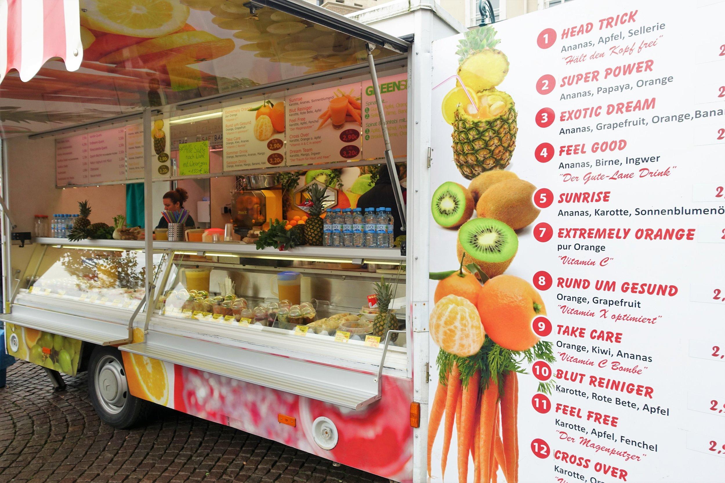 Farmer's Market - Wiesbaden