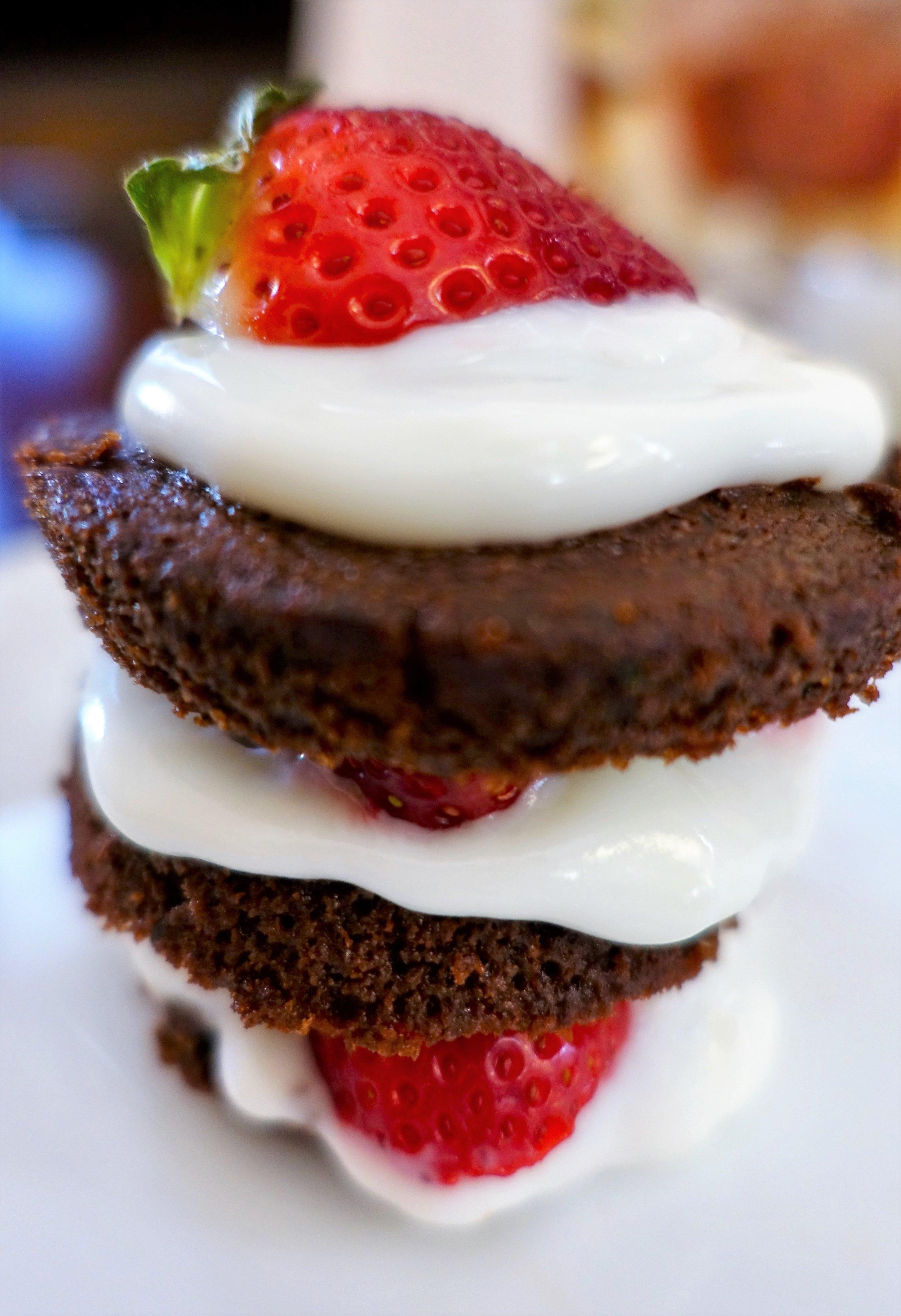 muffin parfait
