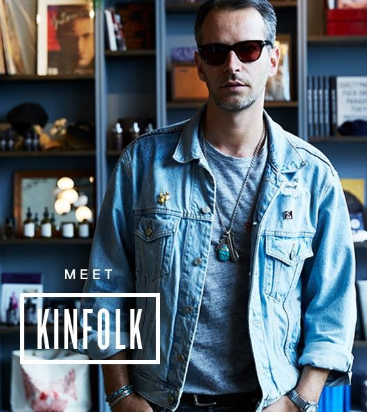 Kinfolk- Gap + GQ