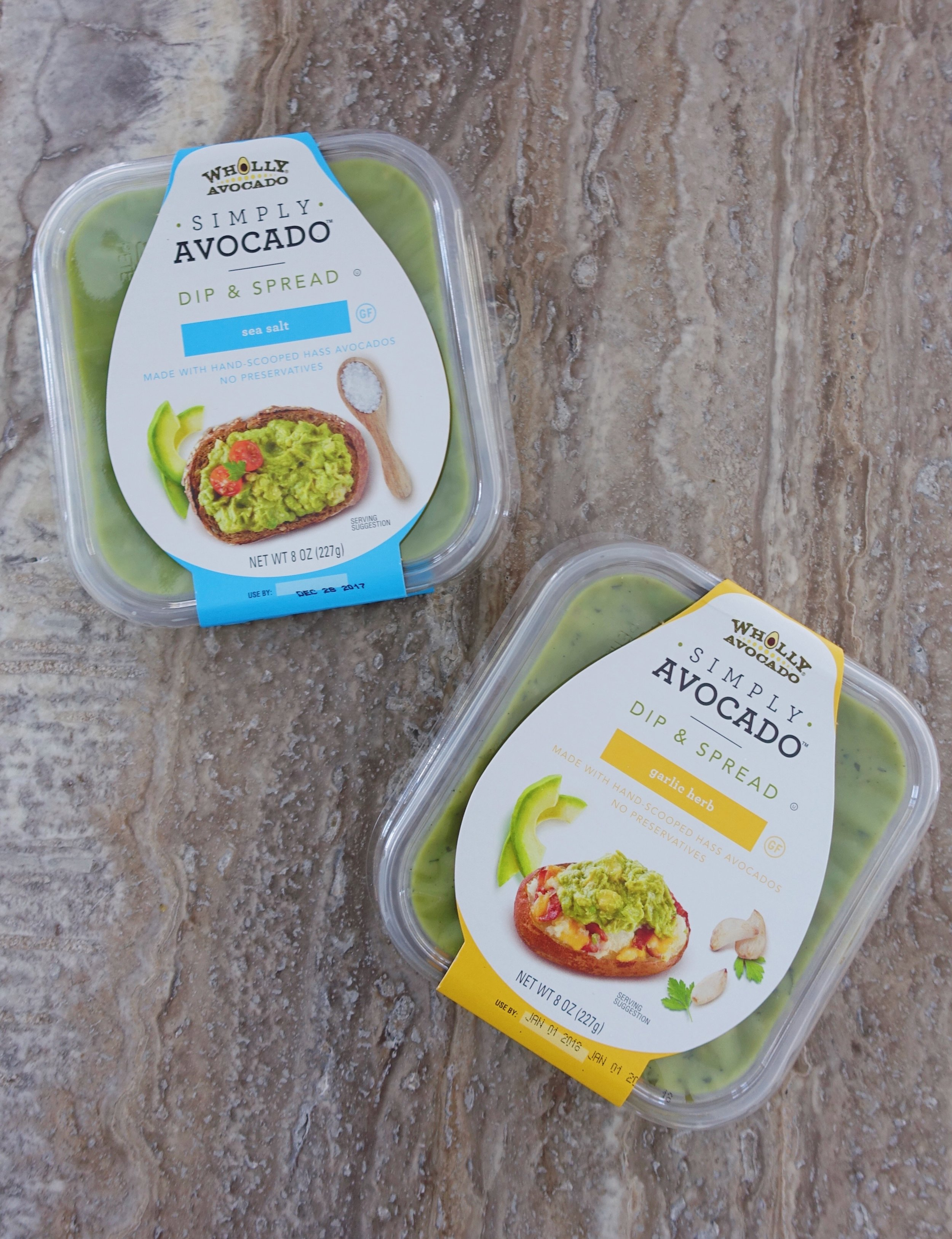 WHOLLY GUACAMOLE®- SIMPLY AVOCADO™ at Walmart