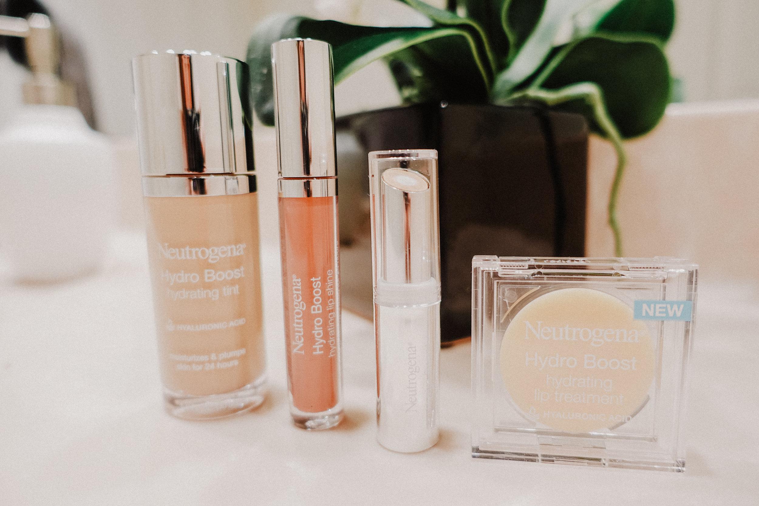 Neutrogena Hydro Boost Cosmetics