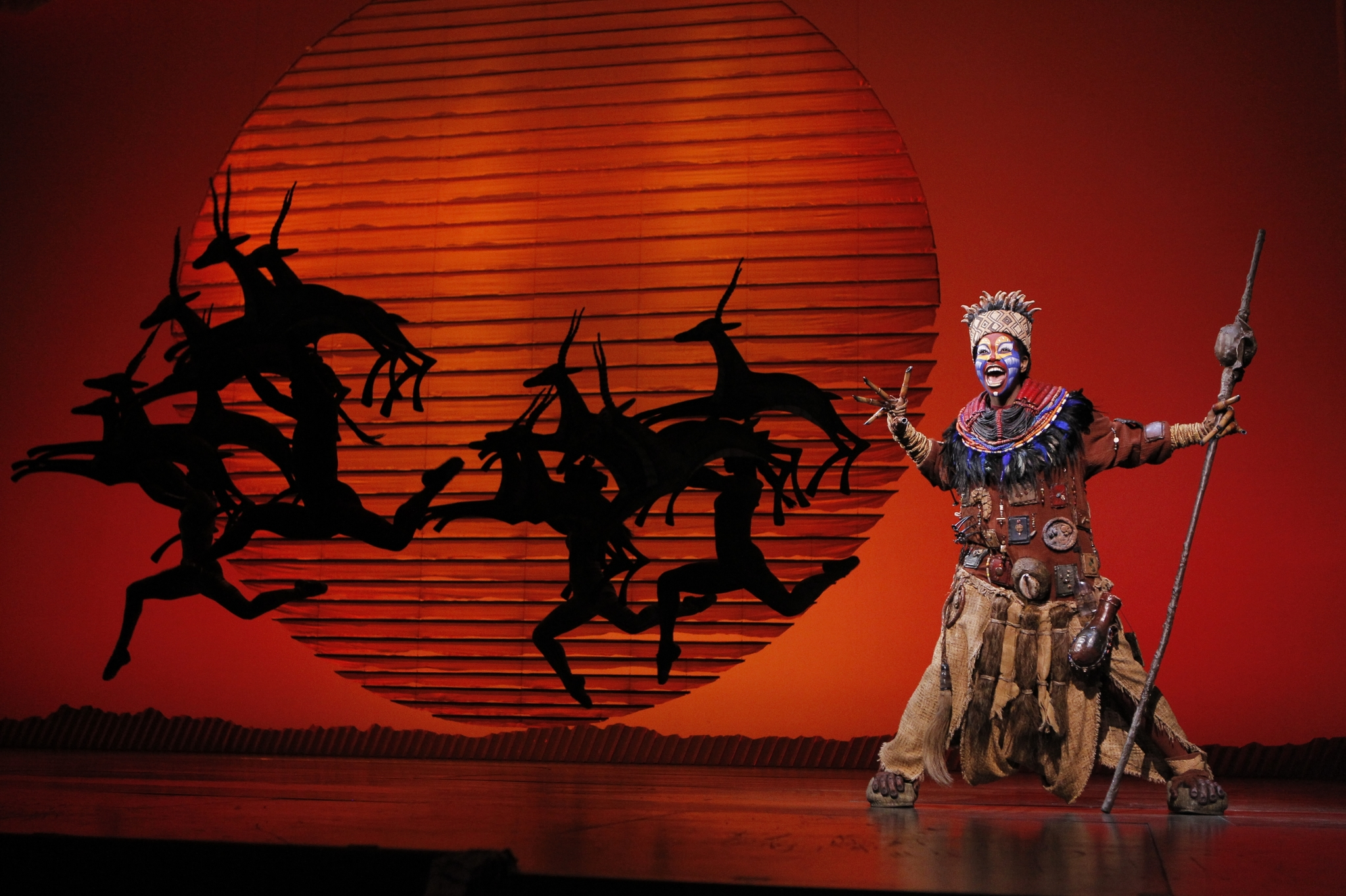 The Lion King at the Dr. Phillips Center