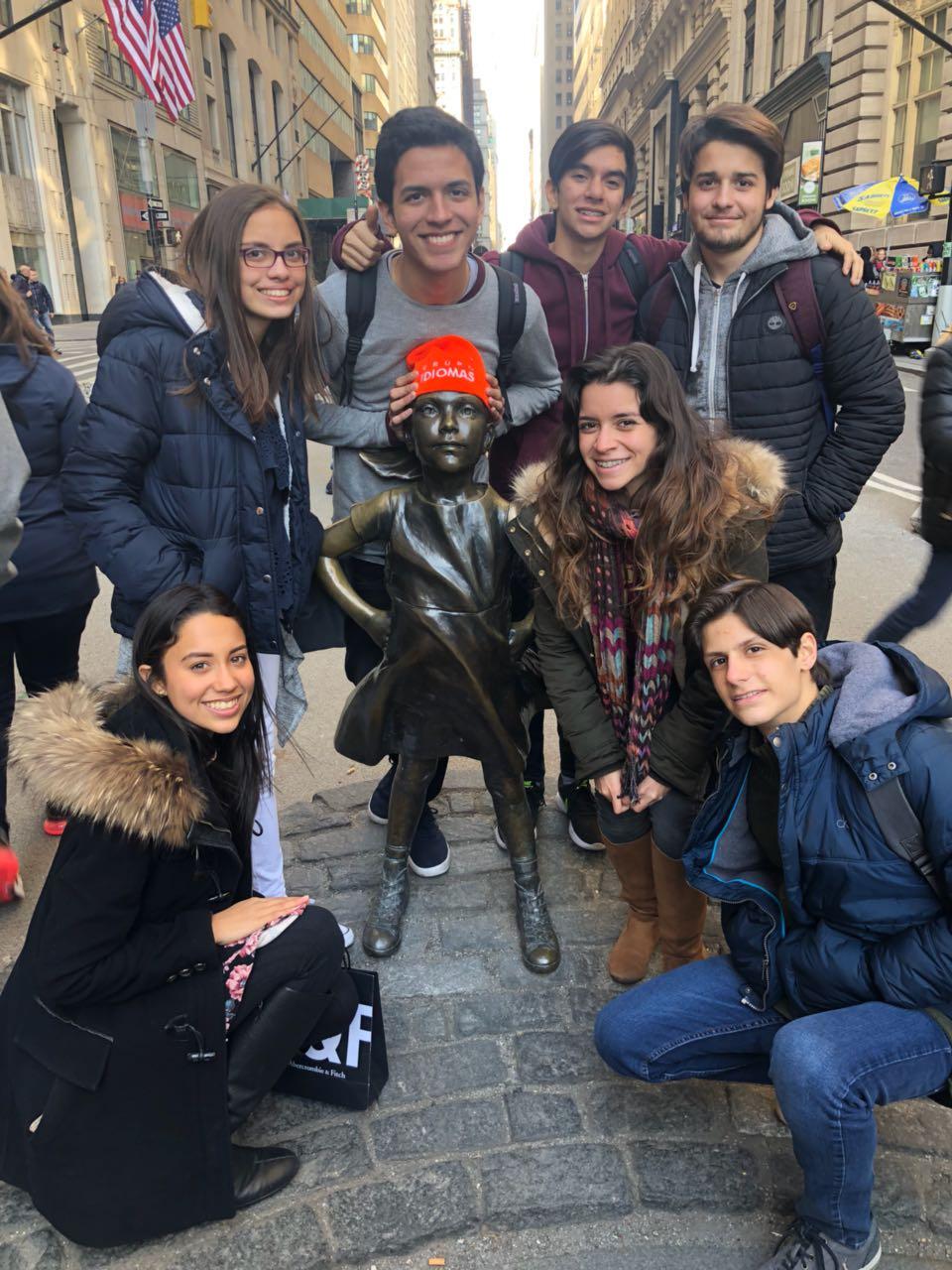 Viaje a New York es parte de las actividades y excursiones de Programa de Boston