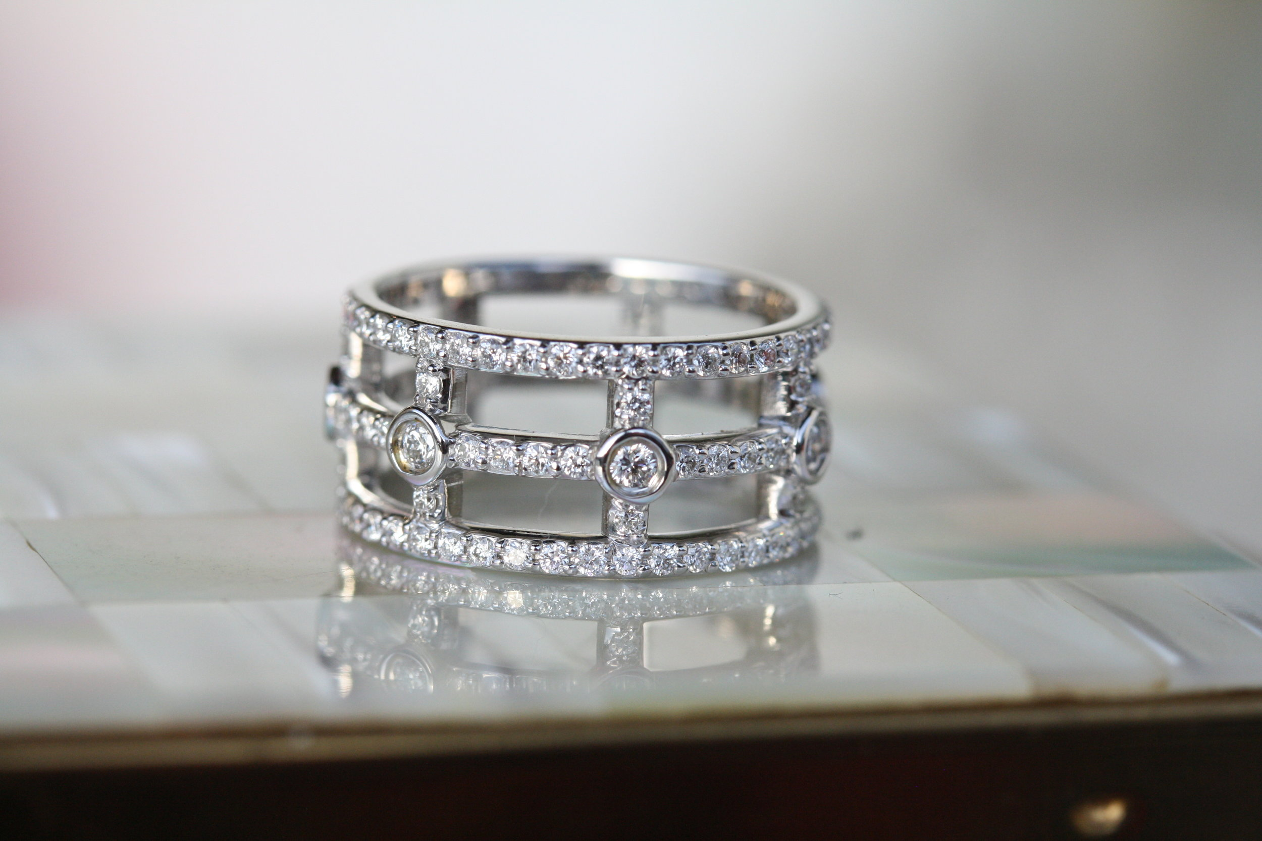 Ring 3 Row Pave Diamond in White Gold_16 copy.JPG