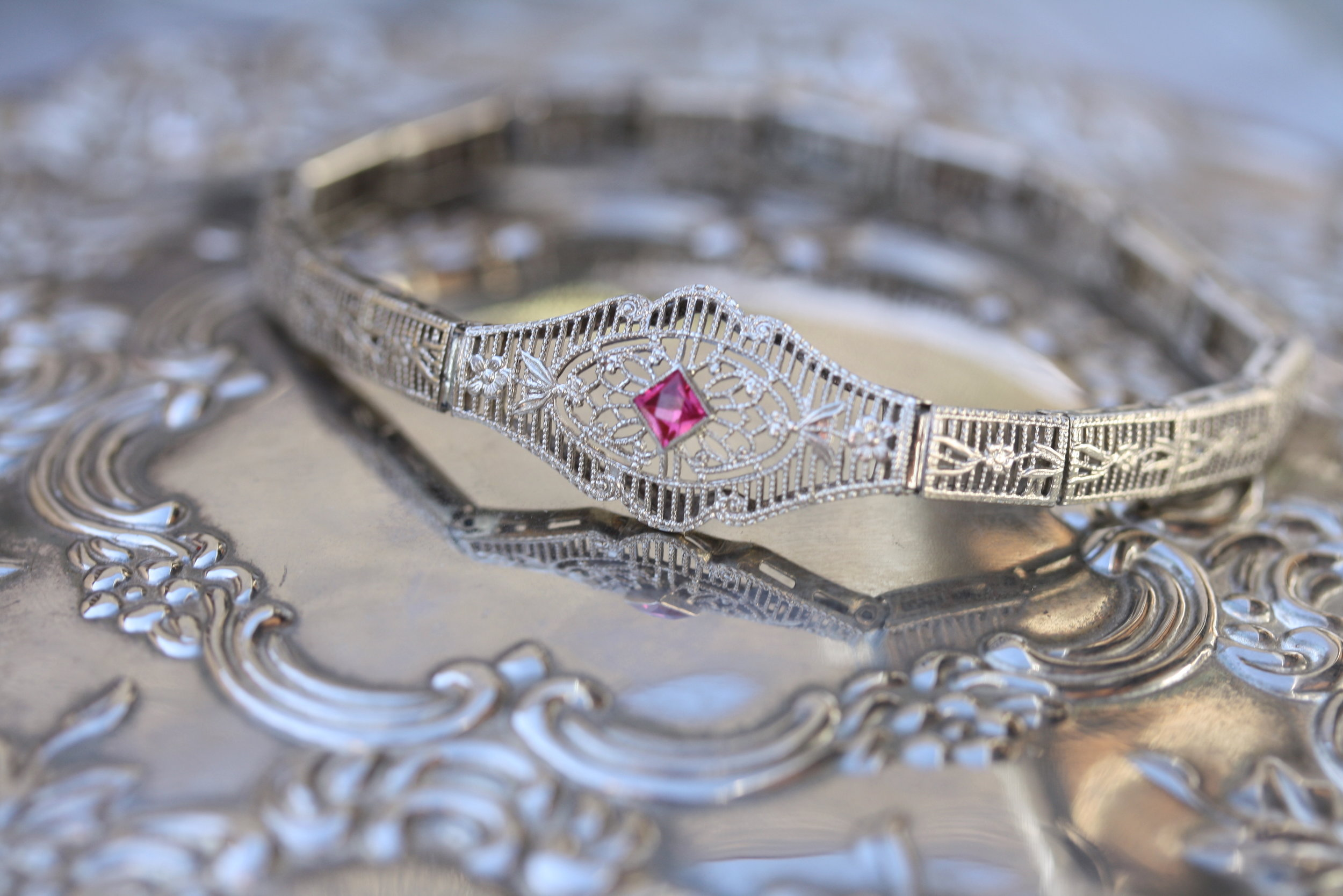 Vintage Bracelet Ruby Filligree_13 copy.JPG