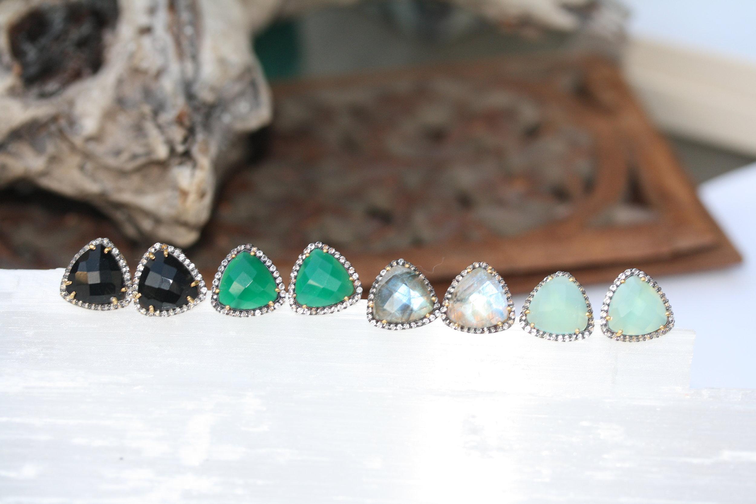 Lucy in the Sky Stud Earrings Multiple Gemstones_01 copy.JPG
