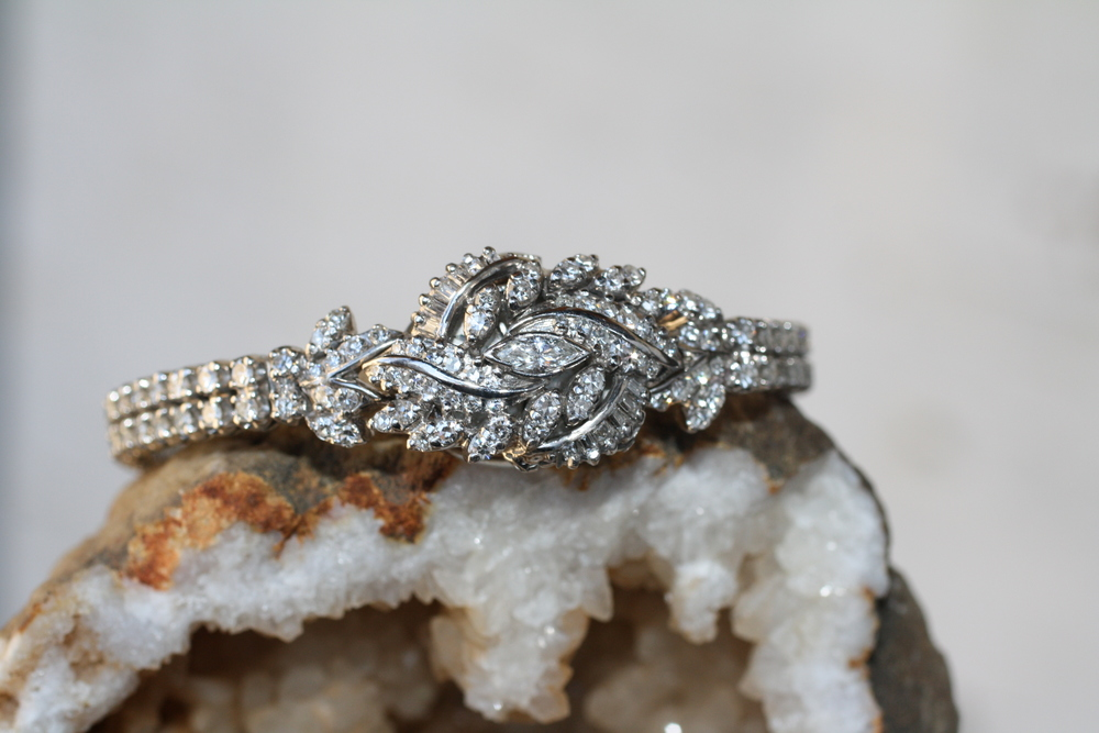 Titanium+and+Diamonds+Floral+Design+Vintage+Watch_Bracelet_02.jpg