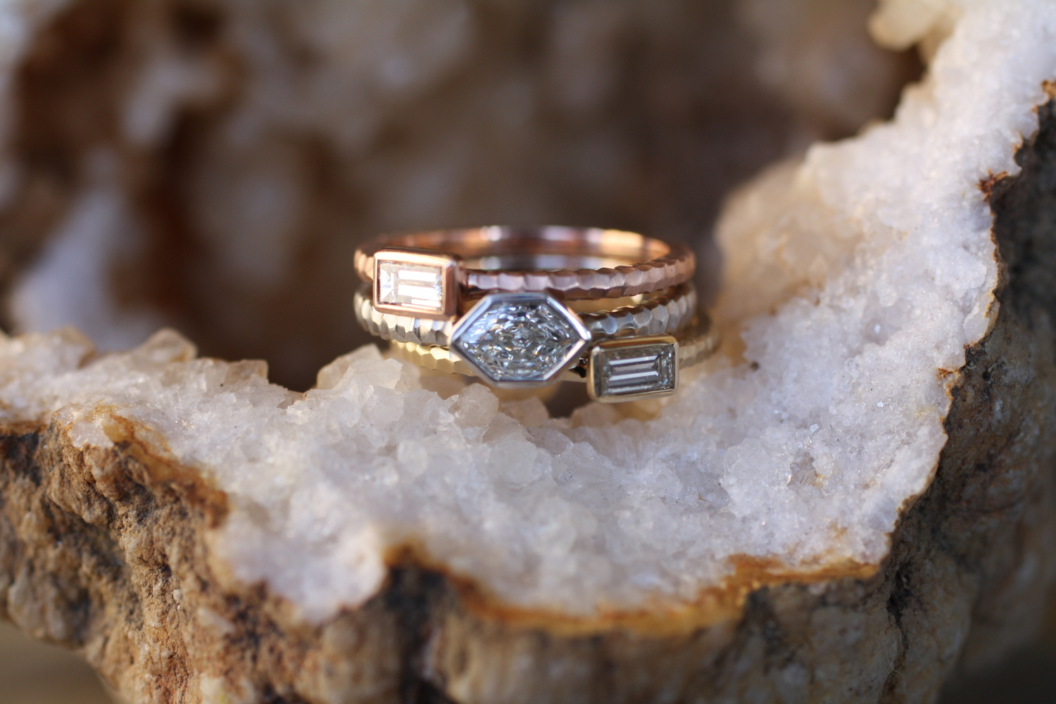 RG+YG+WG+Diamond+Stack+Rings+Hammered+Band_49.jpg