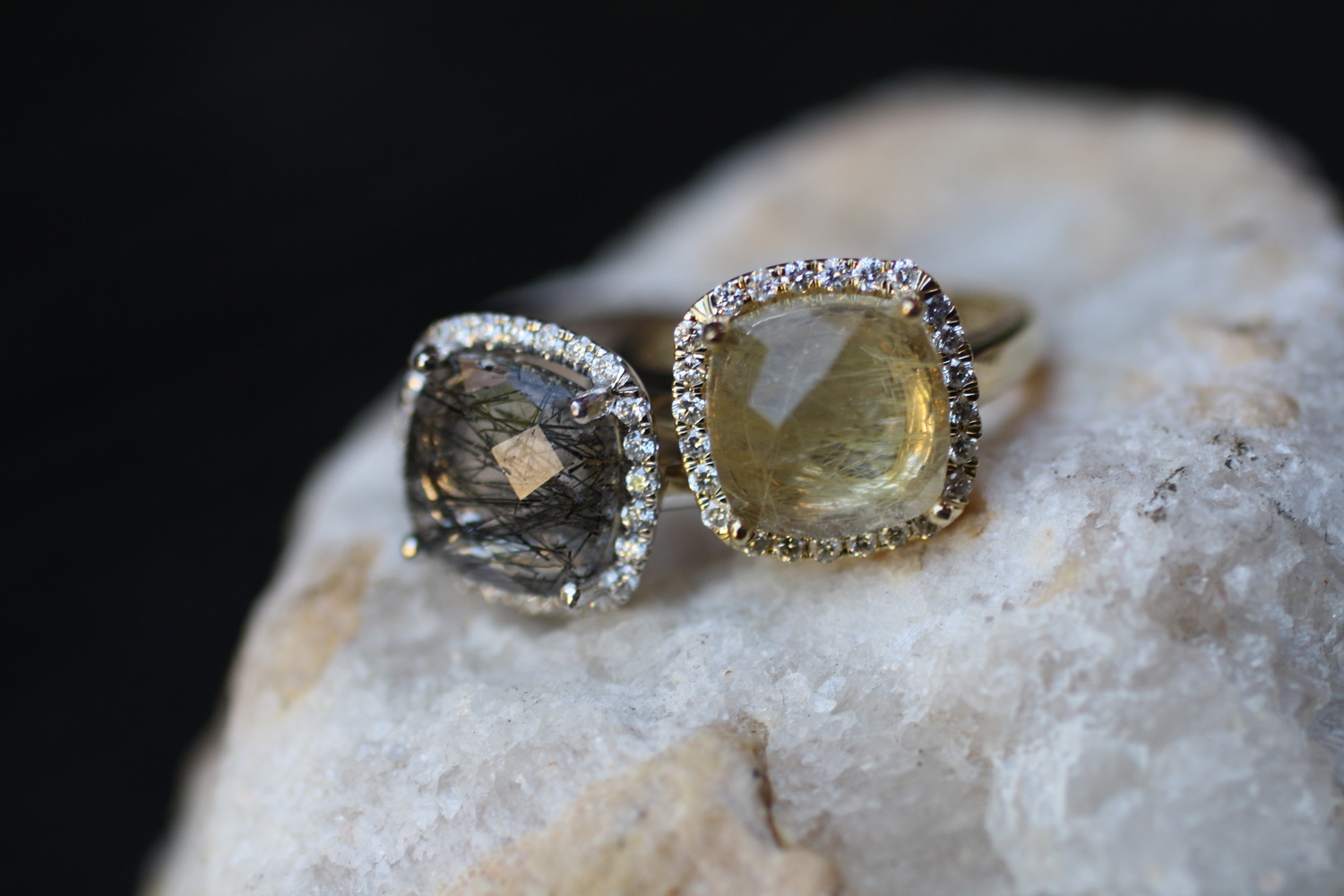 Colleen+&+Cristen+-+Tourmilated+Rutilated+Quartz+w+14KT+WG+YG+Custom+Wedding+Bands_04.jpg