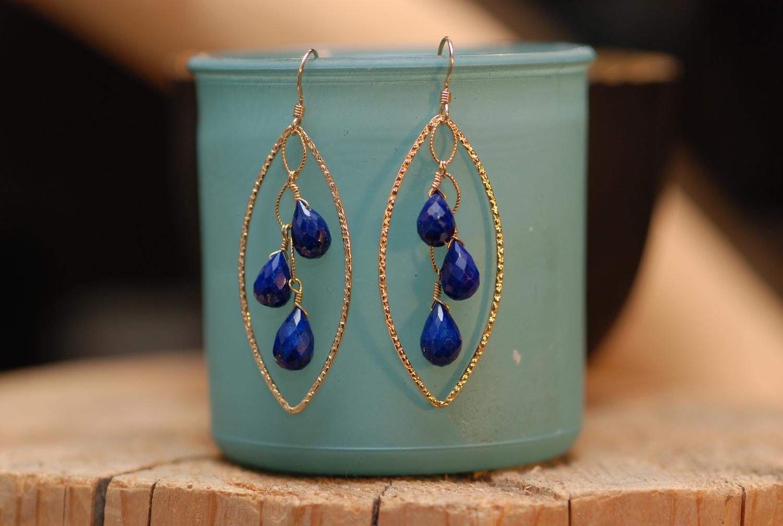 Lapis+Lazuli+Cluster+Hammered+GF+Hoop+Earrings_10.jpg