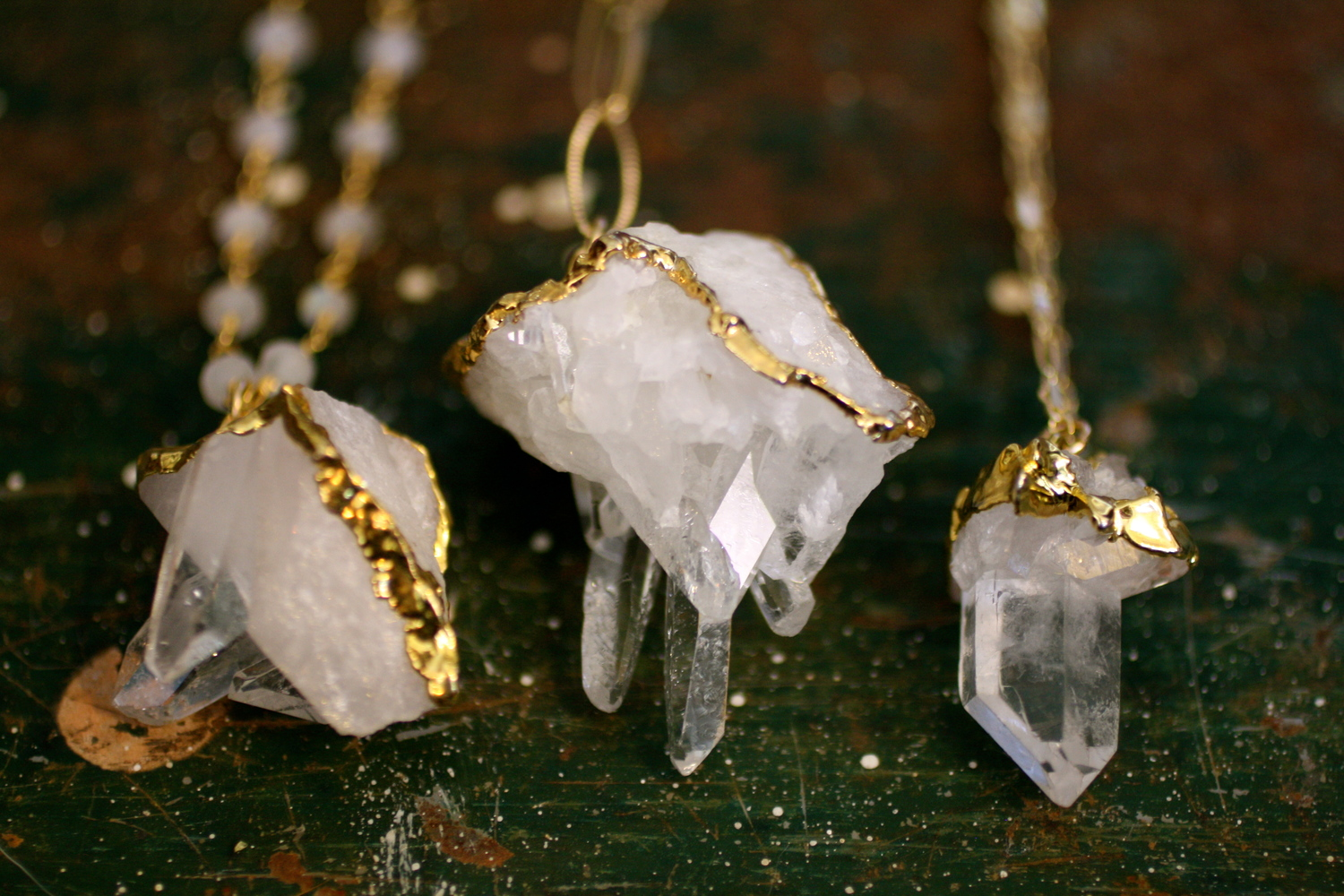 Sugar+Mountain+Crystal+Quartz+Spear+Cluster+GF+Moonstone+Beaded+Chain+Necklaces_52.jpg
