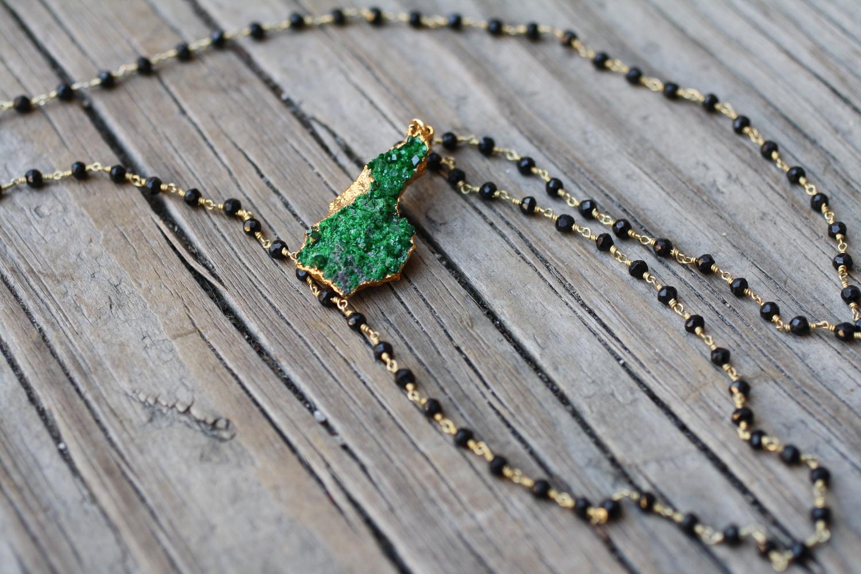 Uvavorite+Druzy+Black+Spinel+Beaded+GF+Chain+Necklace_08.jpg