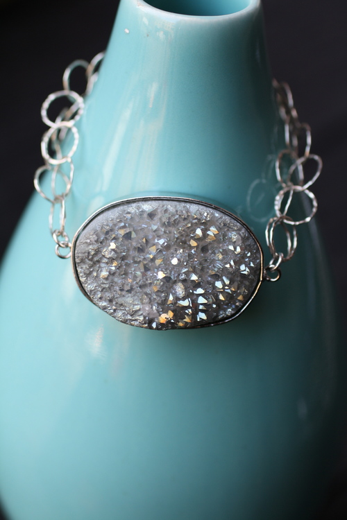 Irridescent+Silver+Druzy+&+SS+Double+Chain+Bracelet_04.jpg