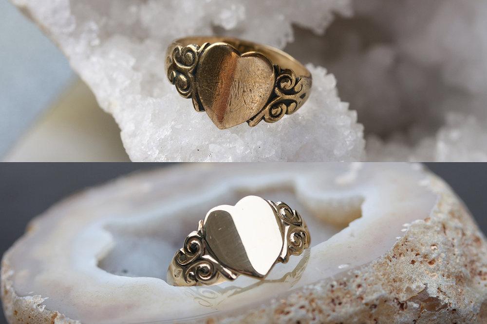 Vintage+Heart+Engraved+Ring+Polish+Before+&+After.jpg
