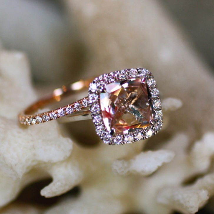 Lauren+&+Doug+-+Peach+Morganite+Diamond+WG+Diamond+RG+Wedding+Bands+Engagement+Ring_09.jpg