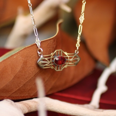 Victorian+Pin+to+Pendant+Garnet+and+Gold+on+Vintage+Insipired+Chain_11.jpg