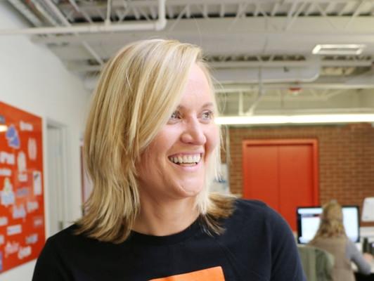 Founder and CEO Lizelle Van Vuuren