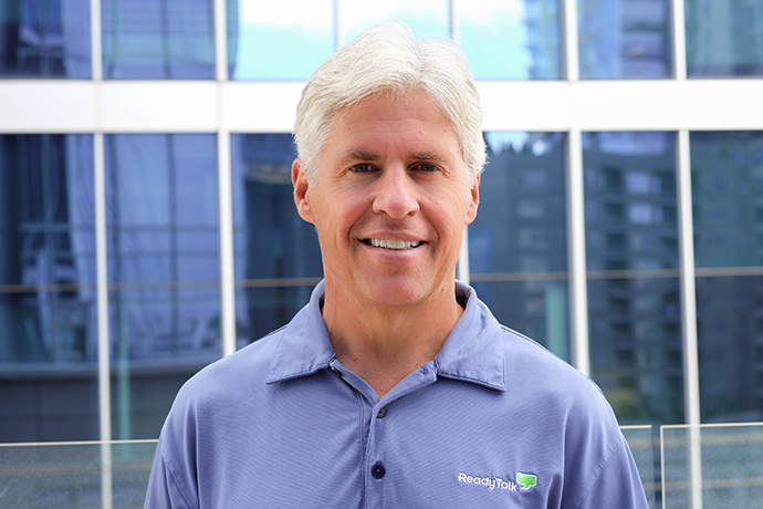Dan King, ReadyTalk CEO and Co-founder.