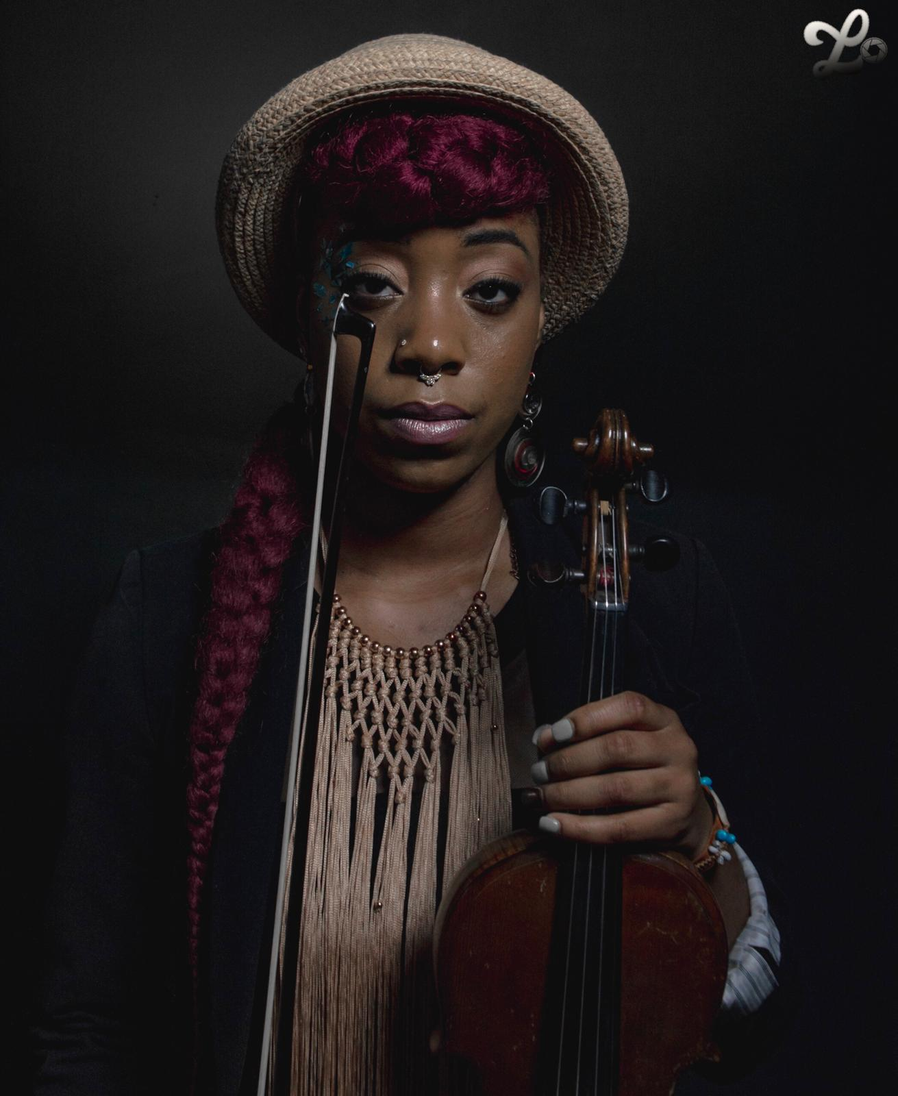 Somer Jordan - Violin - Somer Jordan, the former Miss Black America Pennsylvania 2017, is a 24 year old Philadelphia native and an Eastern University alumni, with a B.A. in Entrepreneurial Studies. She's not only played violin for 17 years, but can also sing, rap, and is a phenomenal songwriter. With music playing such a significant role in her life, Somer believes God has used her musical ability to open many doors for not only herself, but also for young world changers to be inspired through her incredible story. Somer has overcome childhood abuse, youth homelessness, and the recent loss of her mother to Metastatic Breast Cancer. Her resilience has shined through her faith, art, mentoring, and entrepreneurial spirit.