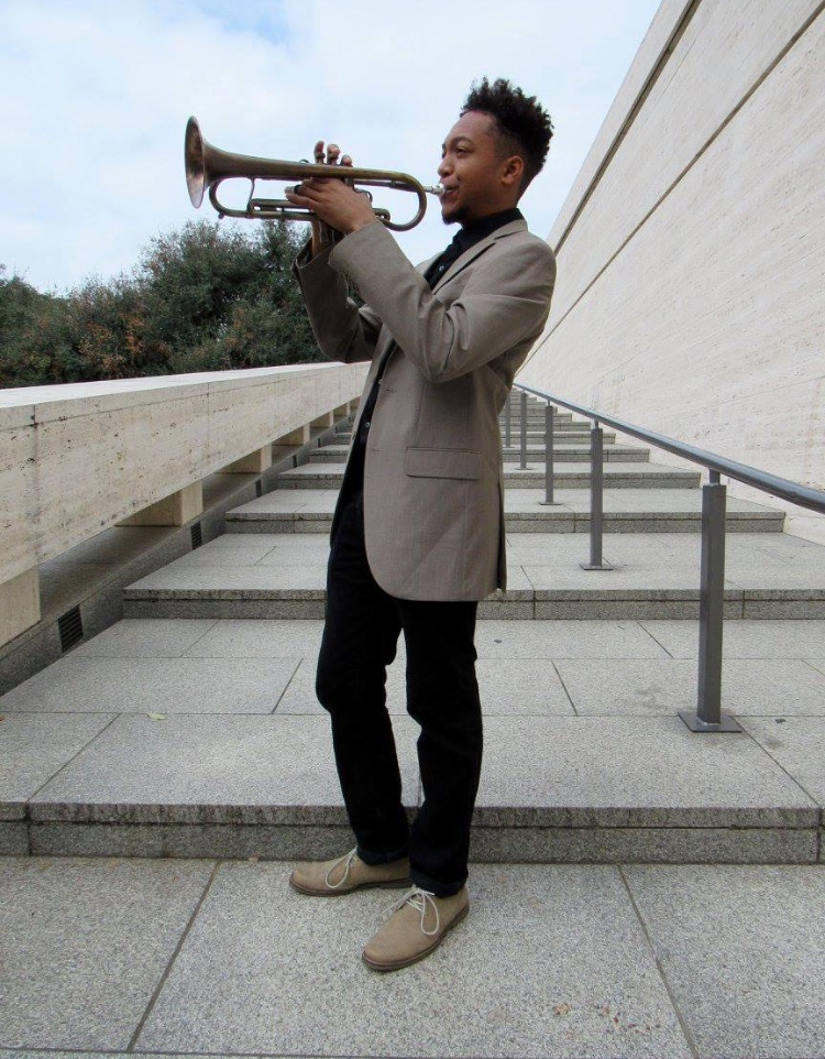 Ari Burns - Trumpet - Ari Burns is a trumpet player and producer based out of Austin, Texas. His work can be heard with many hip-hop, jazz, and R&B groups such as Soul Food Horns, Chucky Blk, Magna Carda, and many more.