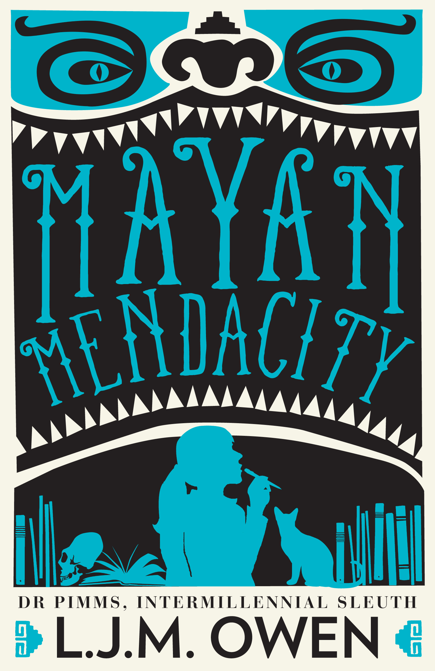Mayan Mendacity (Intermillennial Sleuth: Book Two   Download (.jpg)