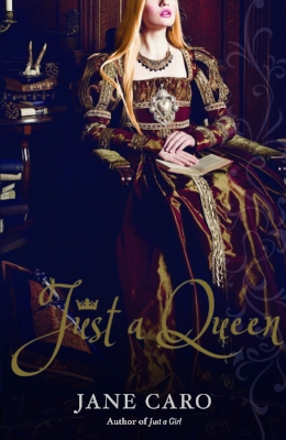 BOOK 2 IN THE TRILOGY,  JUST A QUEEN , AT BOOKTOPIA