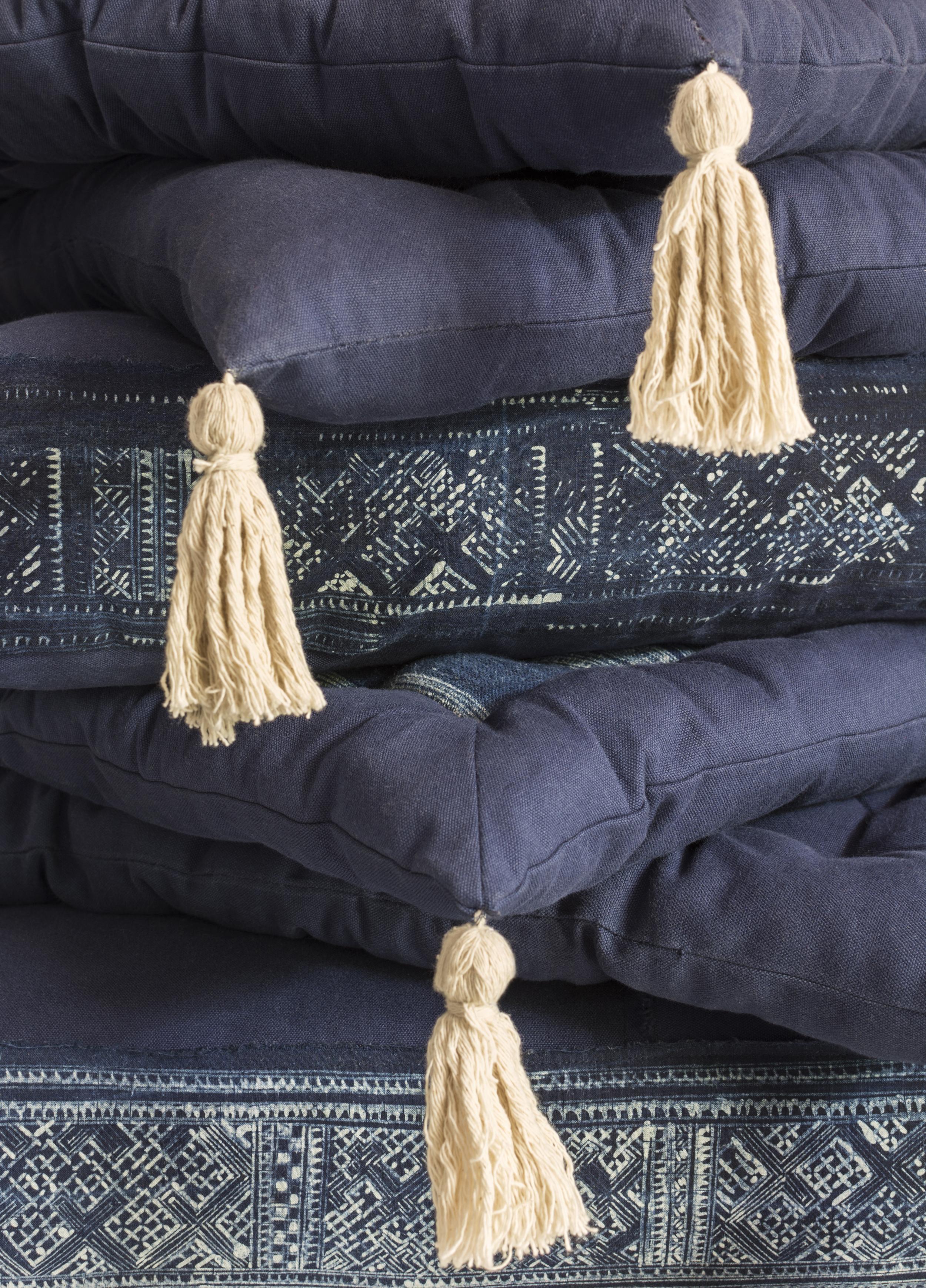 Lily Koi Vintage Indigo Floor Pillow 5.jpg