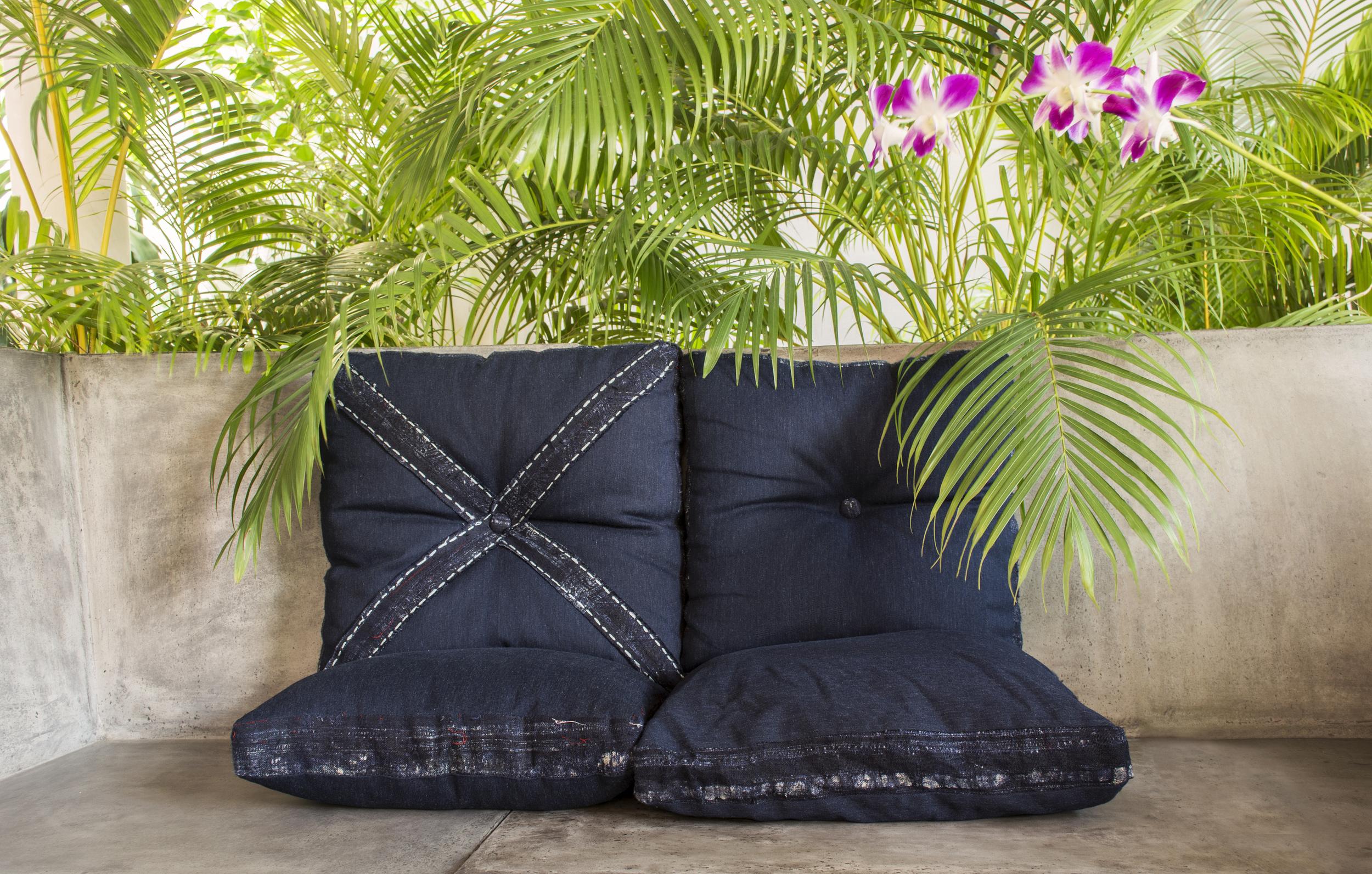Lily Koi Vintage Indigo Sided Pillow 3.jpg