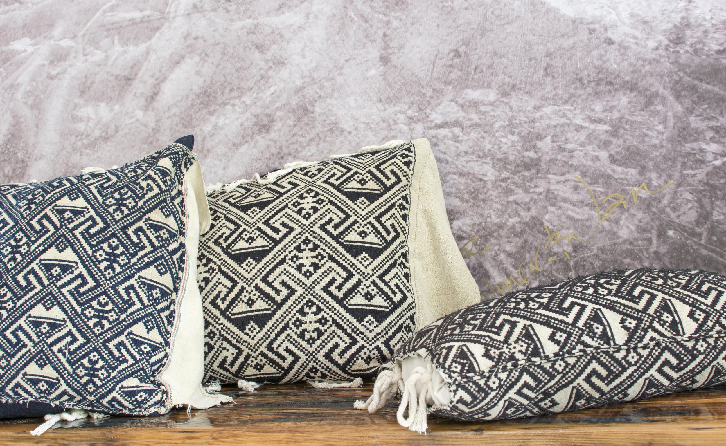Lily Koi Vintage Brocade Pillow 4.jpg