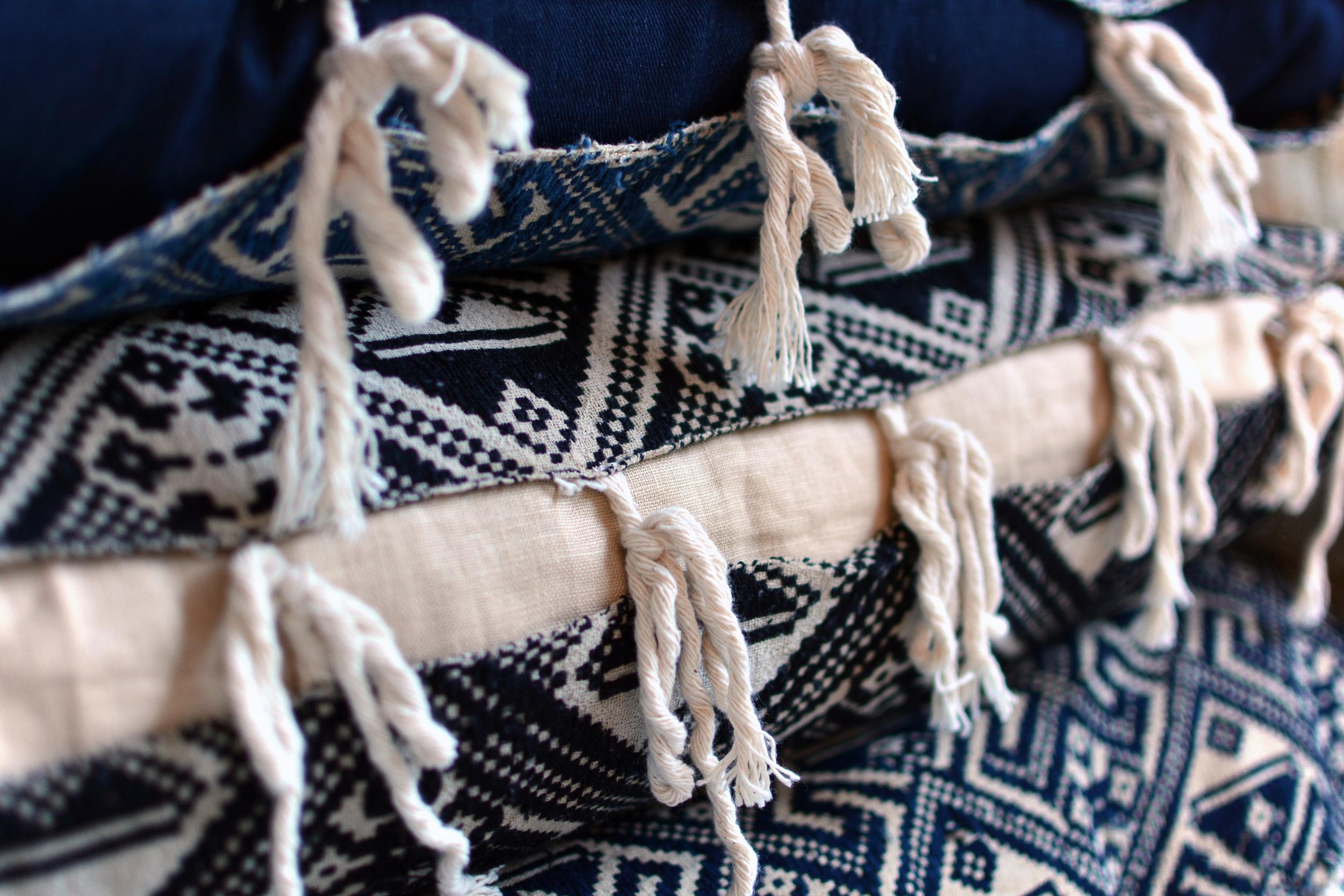 Lily Koi Vintage Brocade Pillow 9.jpg