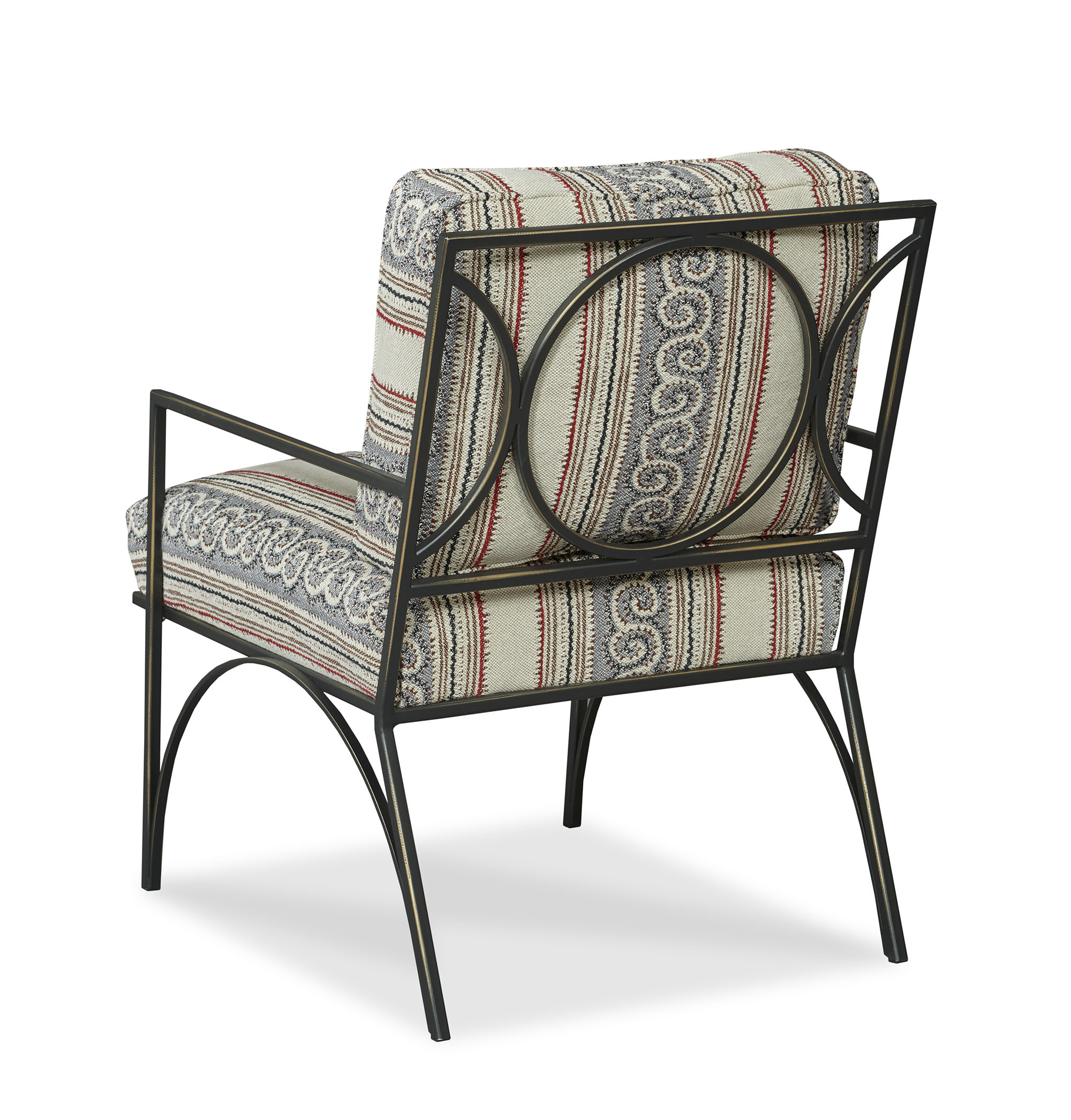 Henry Chair - Generations Fabric - Back