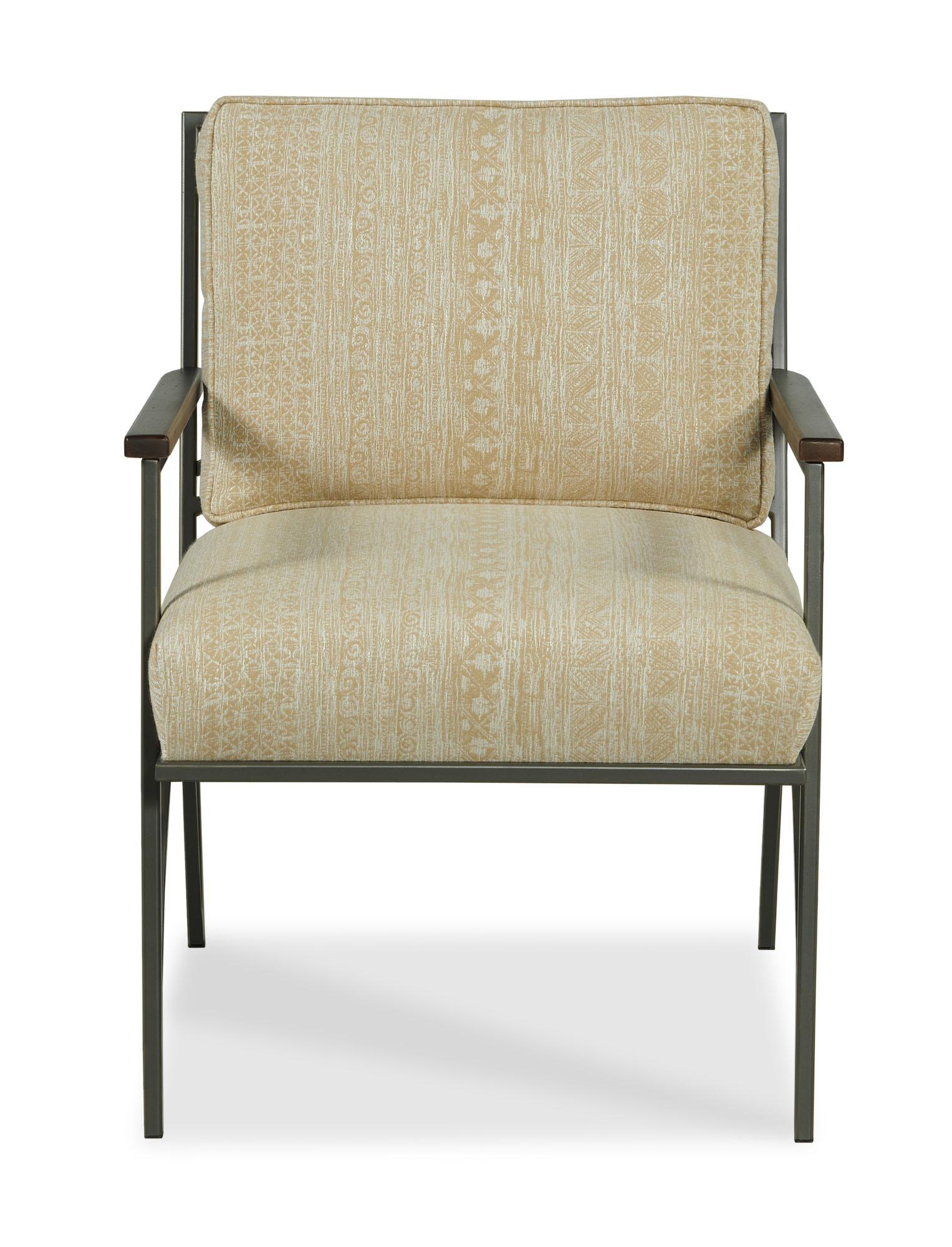 Henry Chair - Golden Indigo - Front