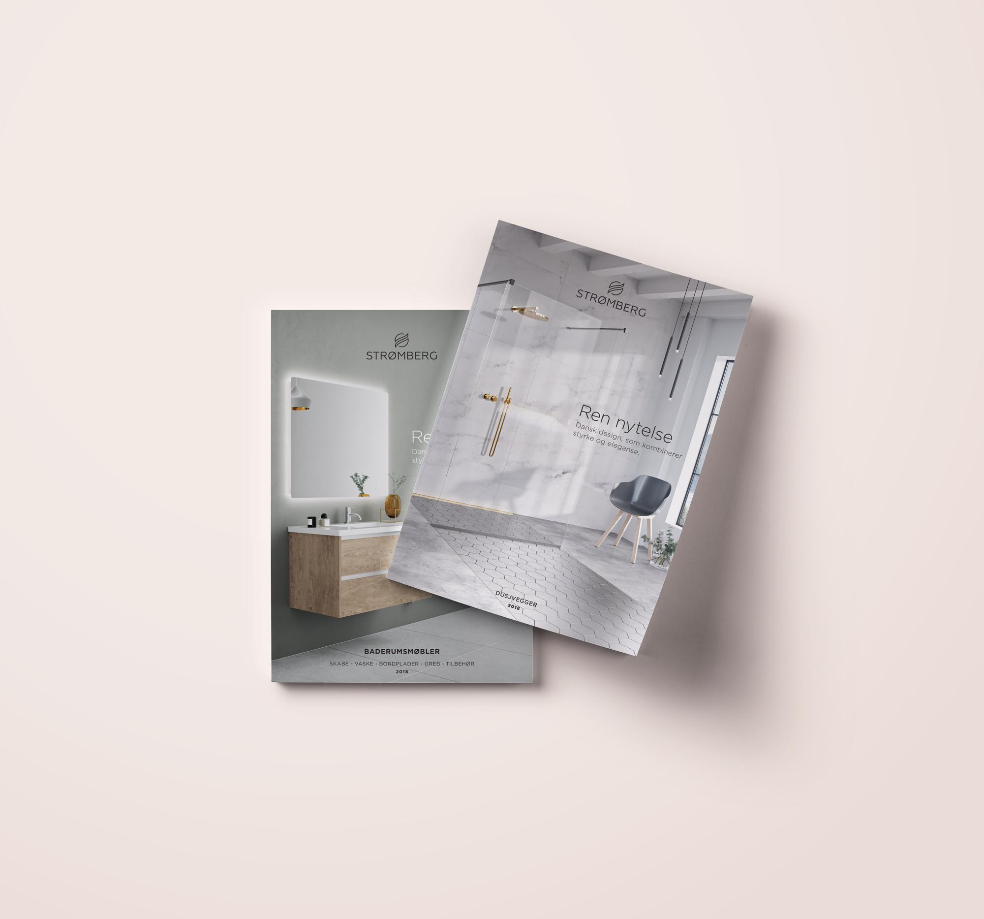 Dusj- og baderomsmøbel katalog 2018