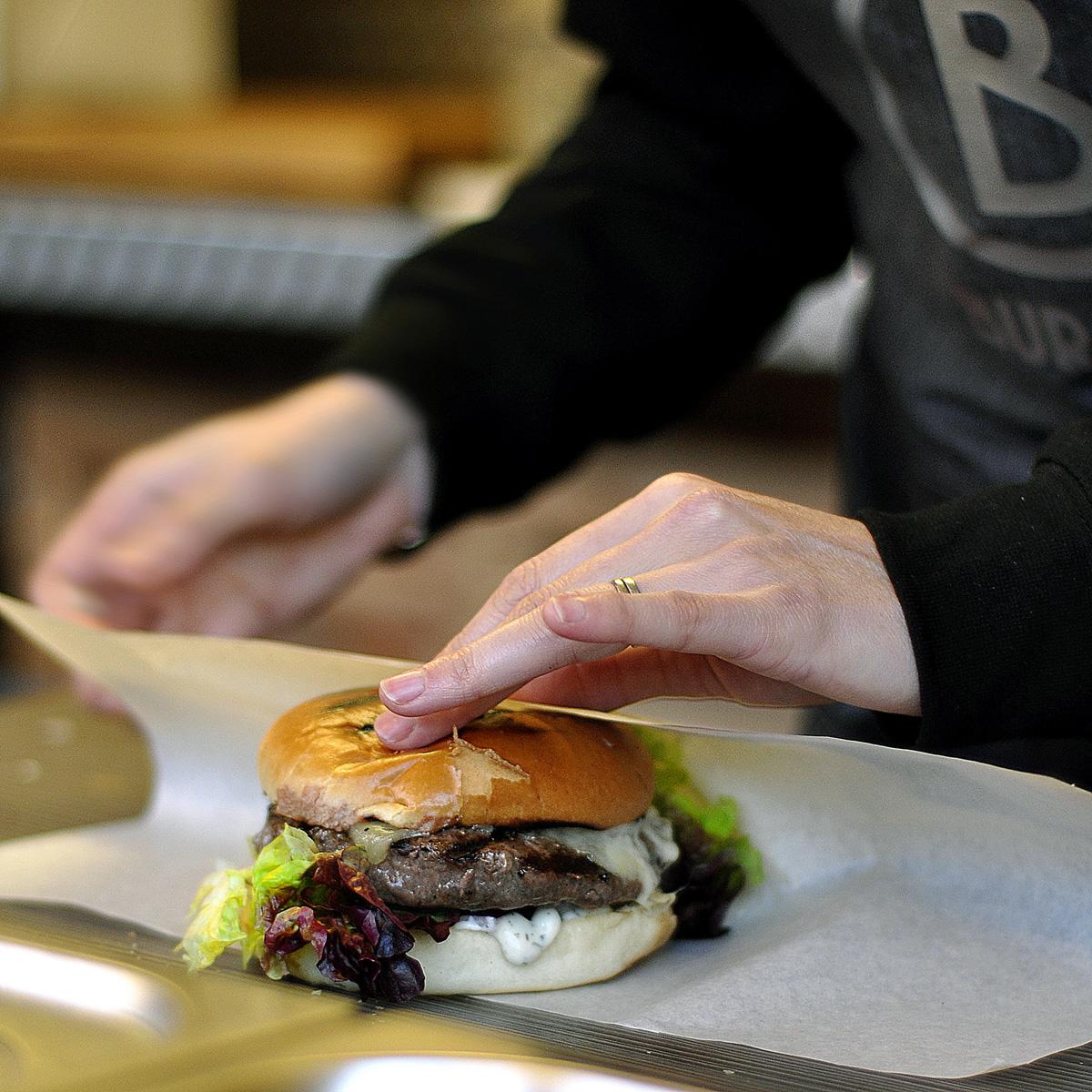 Burger-Co-Service