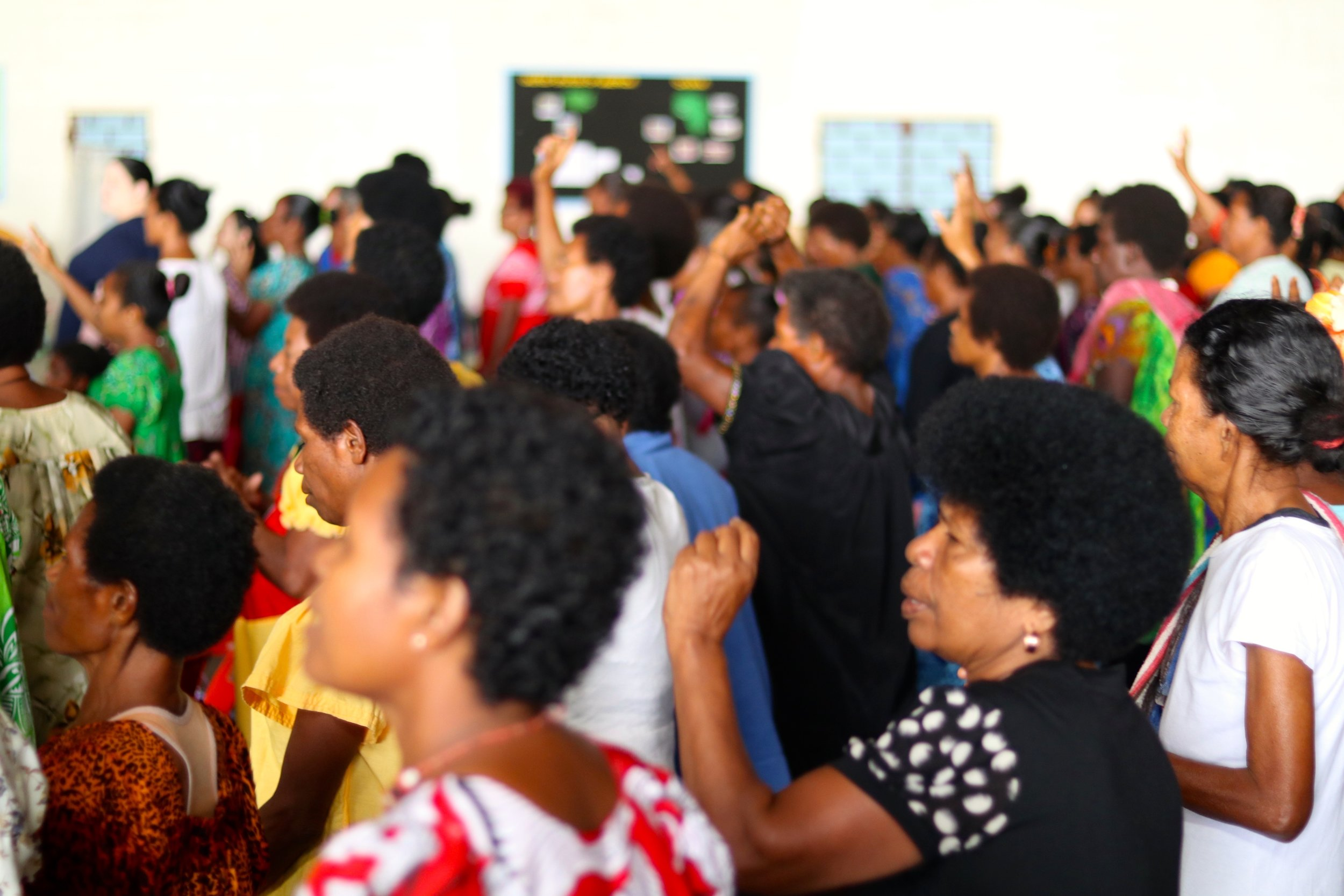 CRC International Women's Convention 2019   The CRC's International Women's Convention 2019 took place at Bethel Tabernacle of Praise in Port Moresby, Papua New Guinea (PNG) during…
