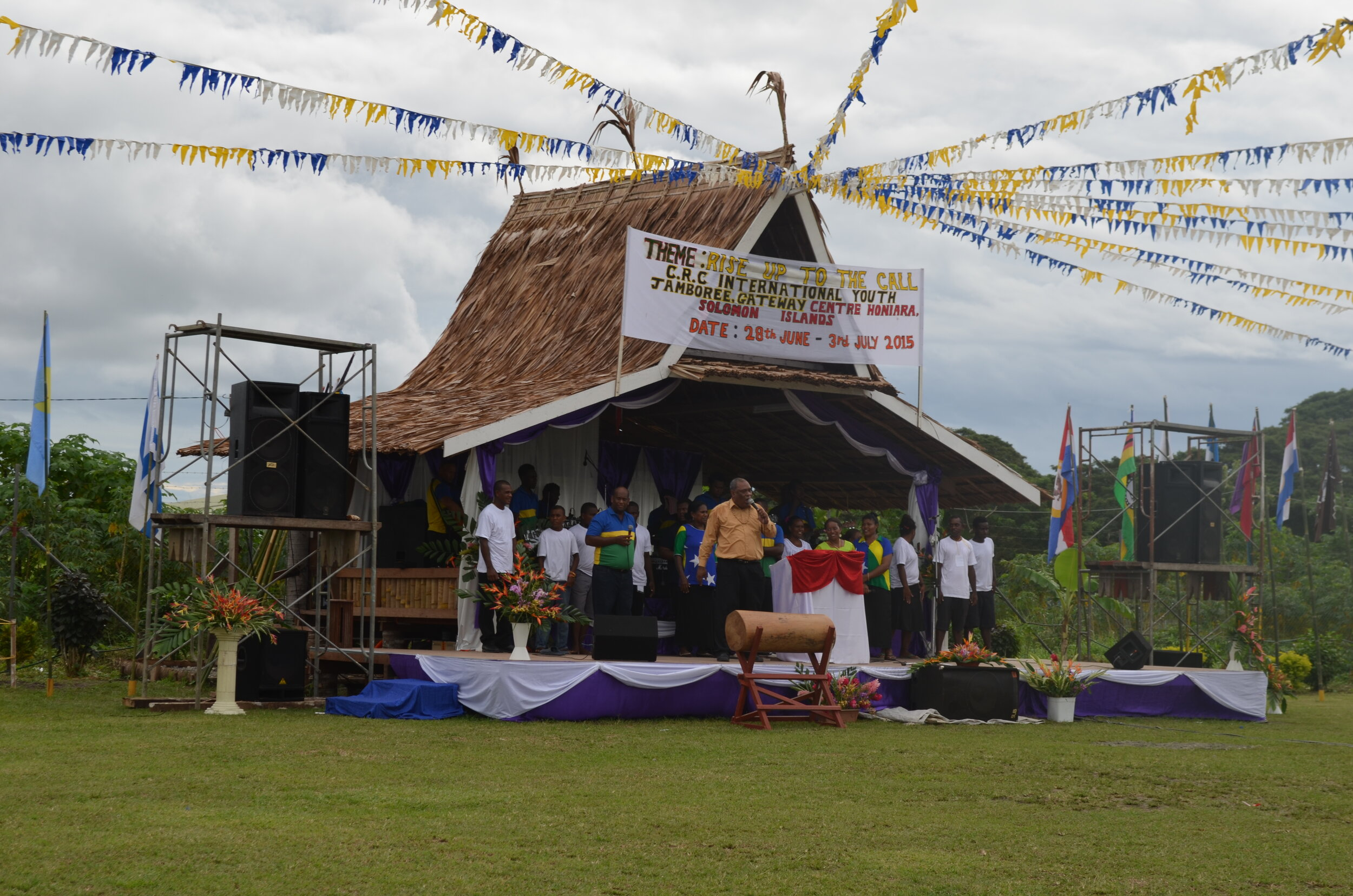Solomon Islands Youth Convention   July 2020