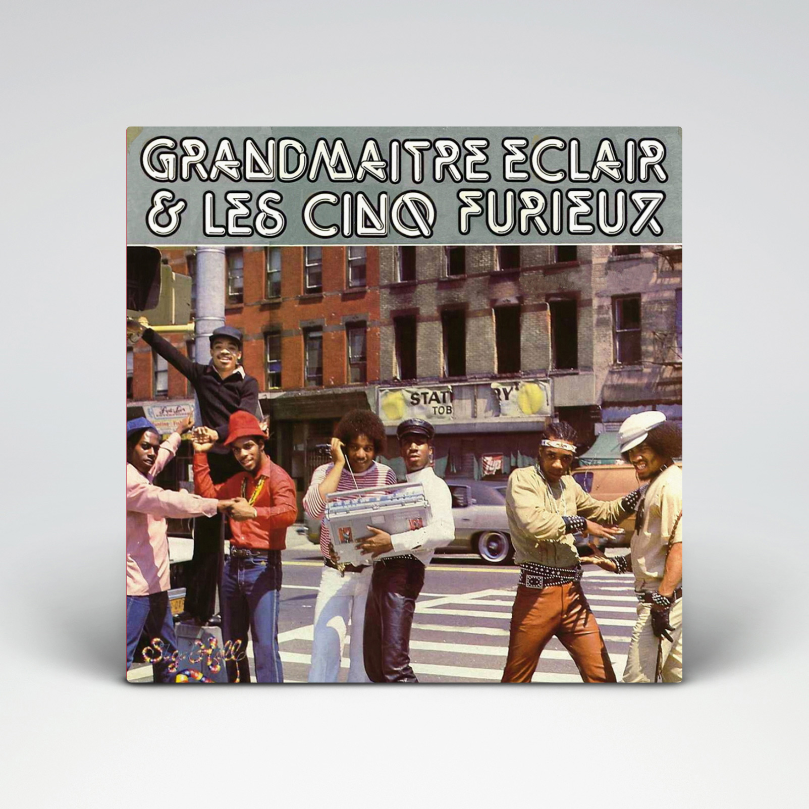 Grand Master Flash & The Furious Five - The Message (1982)