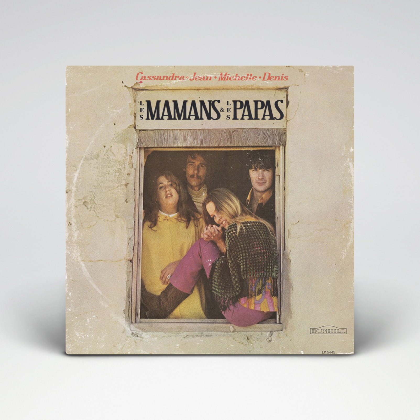 The Mamas & The Papas -The Mamas & The Papas (1966)