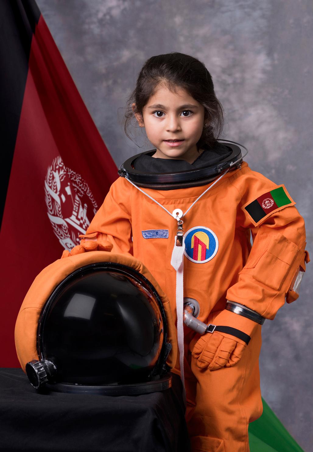 Madiha,  Afghanhistan.