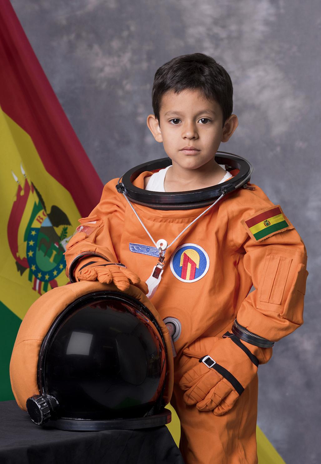 Scott,  Bolivia.