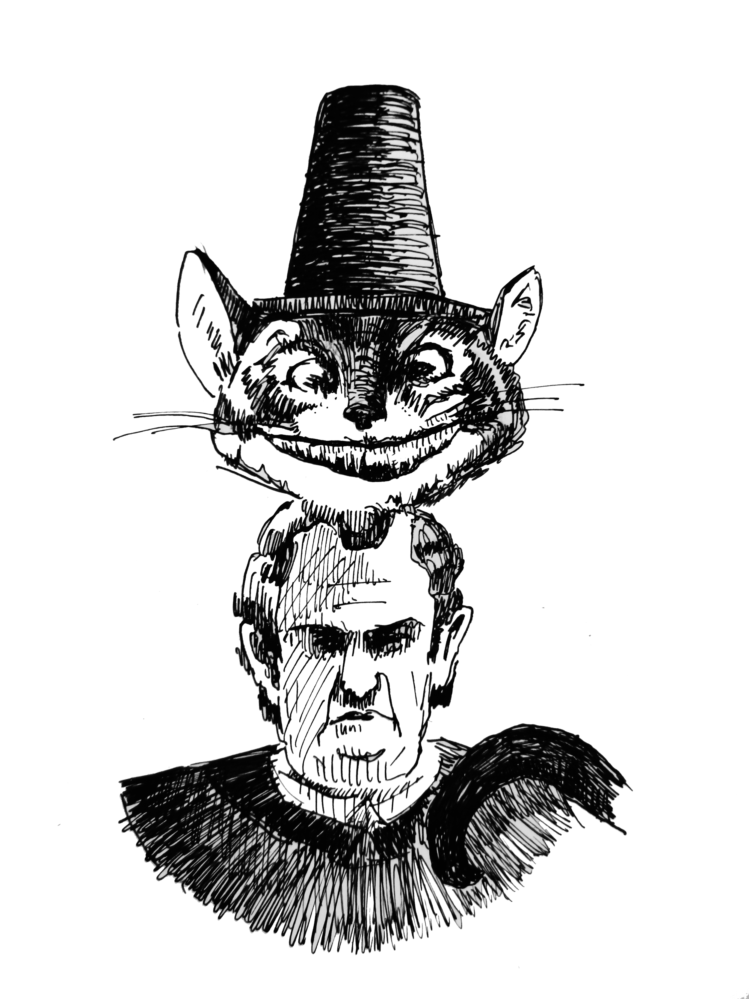 Ahab and the Cat