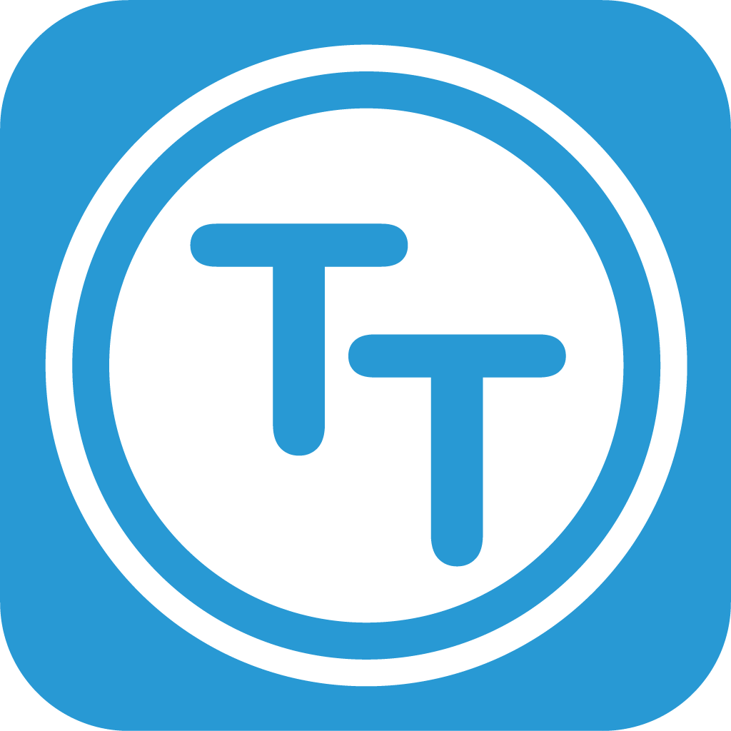 The logo I created for  Token Transit , a multi-mode public transit ticketing app.