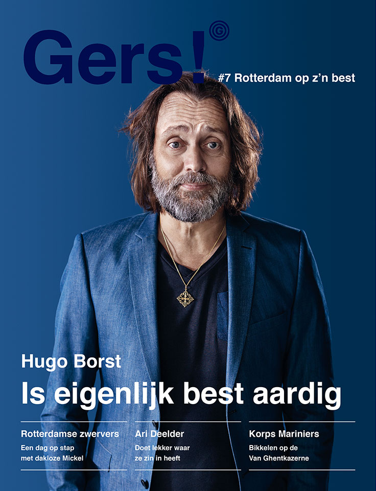 GERS! - magazine #7: Coverstory met Hugo Borst