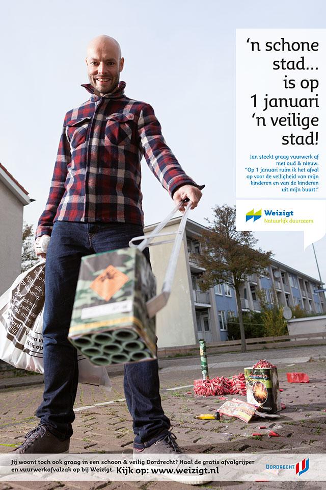 AmaiAmai: campagne Weizigt, 'n schone stad... is op 1 januari 'n veilige stad!
