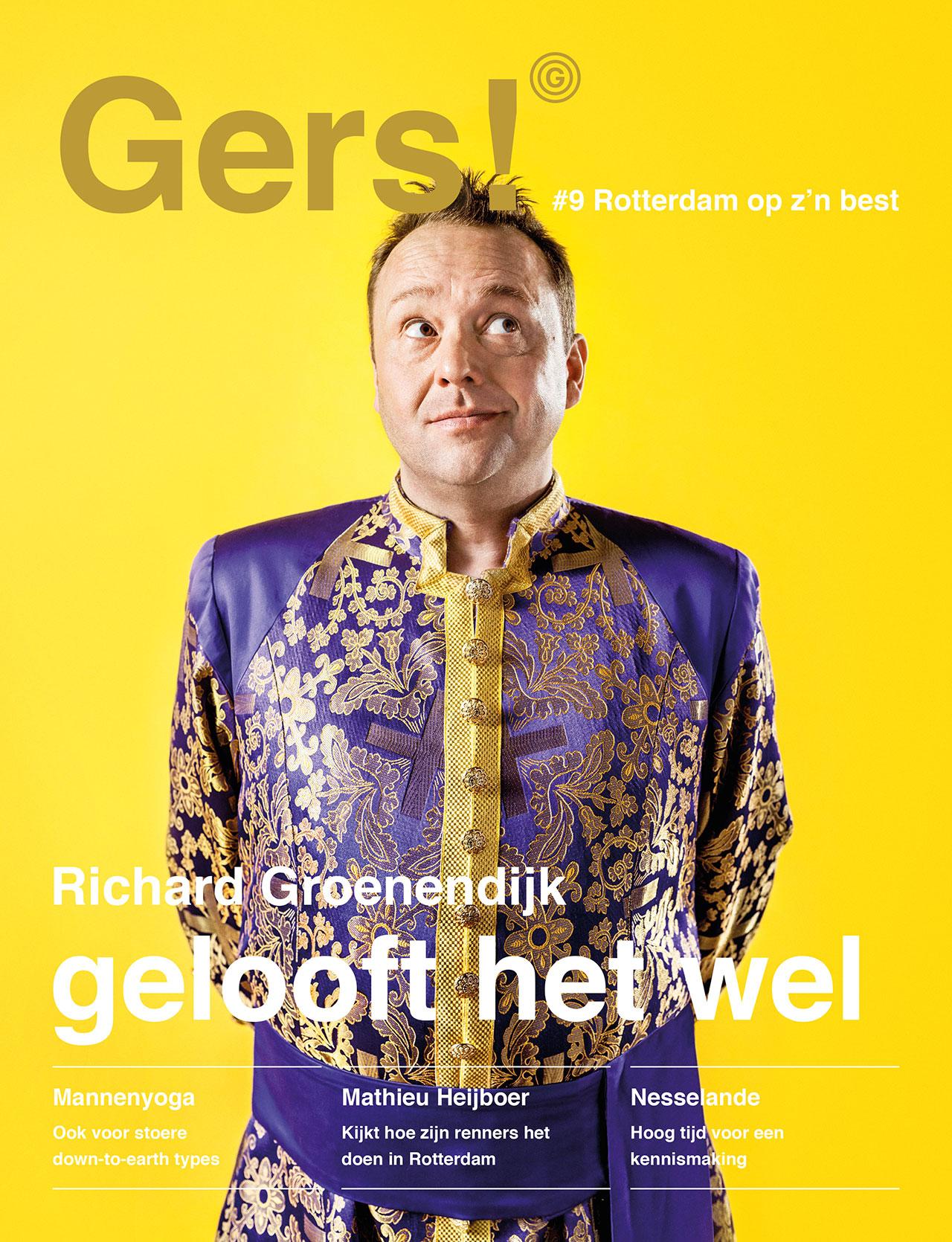 Gers! magazine #9: Coverstory Richard Groenendijk