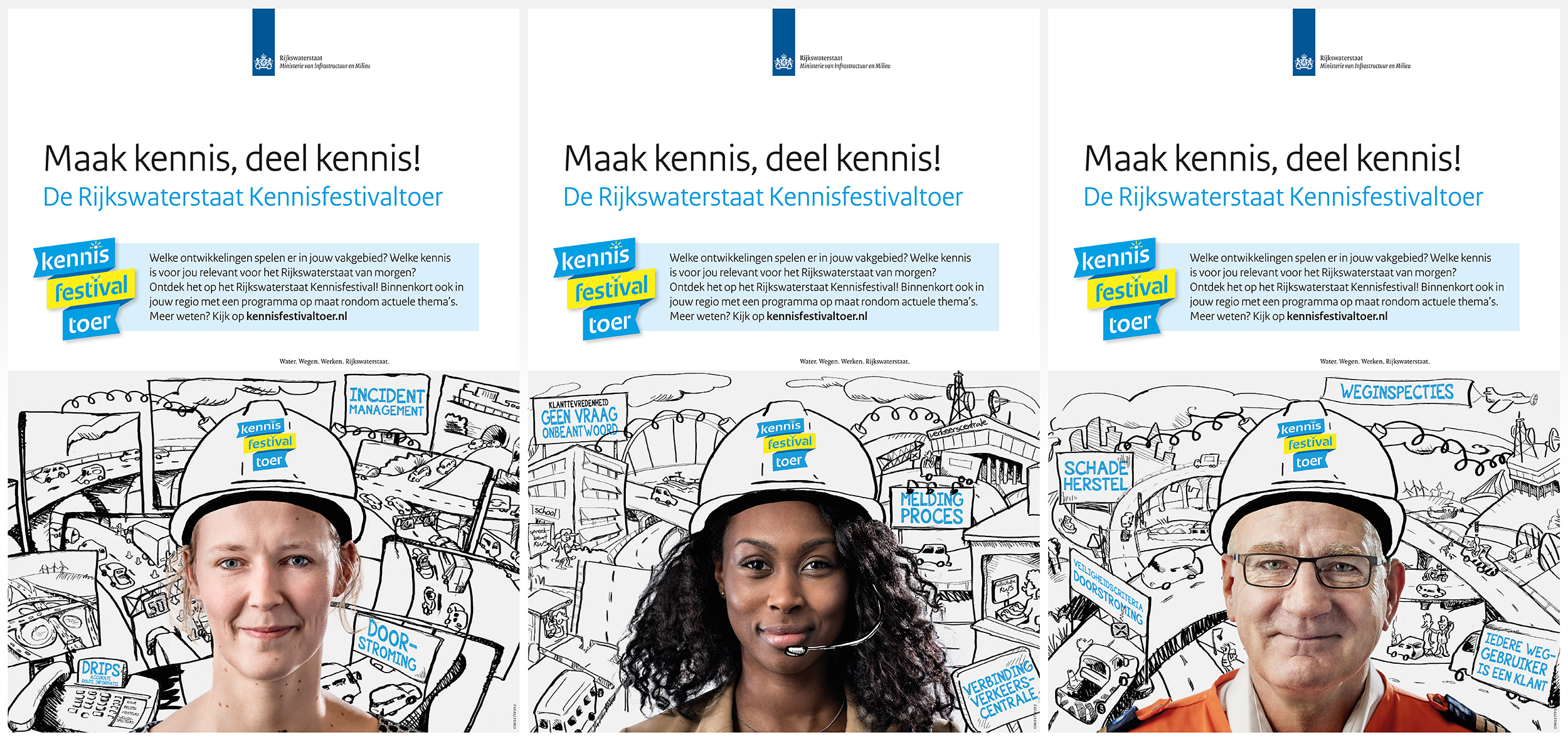Tappan: De Rijkswaterstaat Kennisfestivaltoer